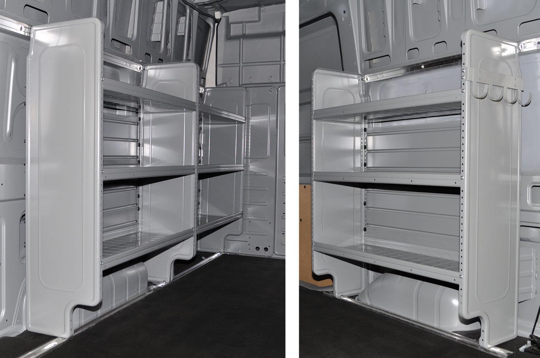 4519 Adrian Steel Nissan Nv Cargo Cargo Management