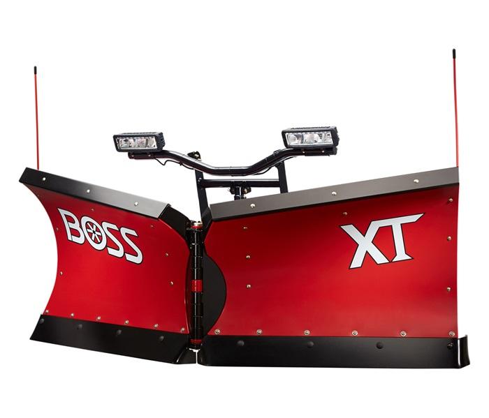 Snowdogg Snow Plow Wiring Diagram Boss Xt V Plows Kaffenbarger Truck Equipment Co
