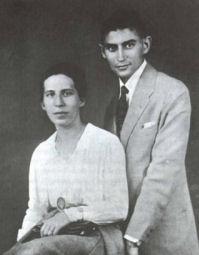 Kafka e Felice Bauer: la foto ufficiale di fidanzamento