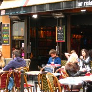 Paris Cafe 4 -B