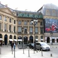 Le Place Vendome.