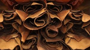 Leather Hides. Source: Fragrantica