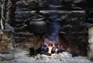 Irish peat bricks and coal. Source: freeirishphotos.com