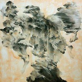 Painting by Moon Beom via lostateminor.com