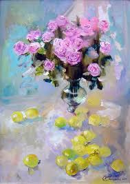 Painting: Anastasiia Grygorieva. Source: artmajeur.com