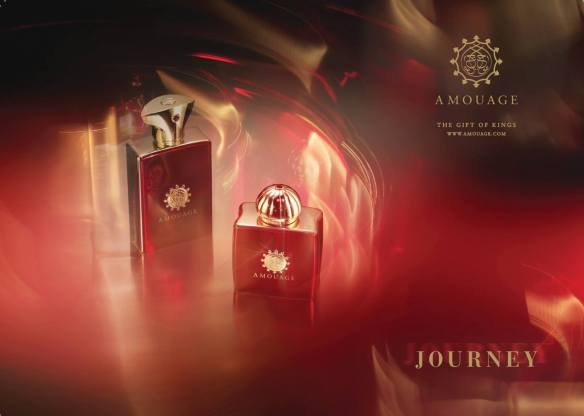 Journey Duo. Source: Amouage Facebook.