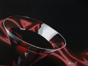 """A Taste of Crimson"" by Leauphaun at mylifeasadrawer.blogspot.com. (Website link embedded within.)"