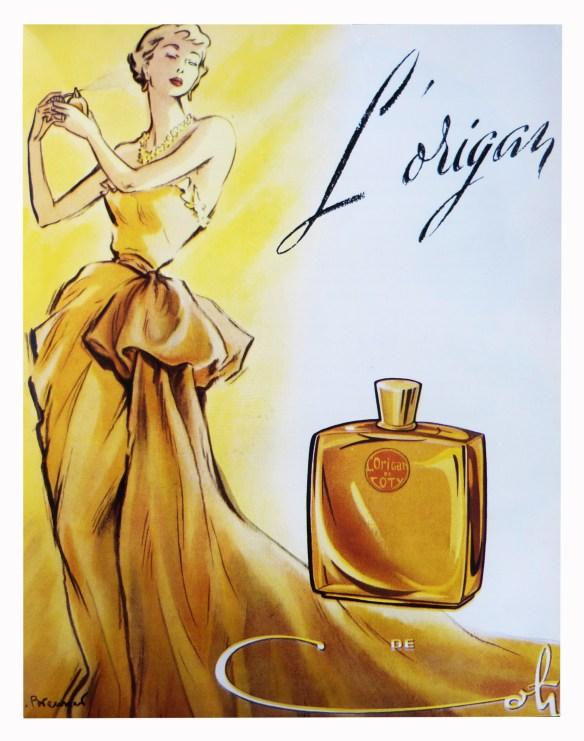 L'Origan Ad: Source: Roja Parfums.