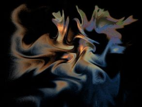 """Desert Mirage"" by Carolyn Schiffhouer at Ebsqart.com. (Website link embedded within.)"