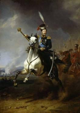 Alexander II. Painting by Ivan Winberg, via liveinternet.ru