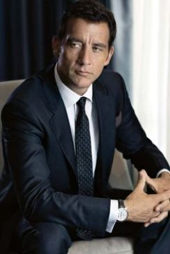 Clive Owen. Source: Pinterest.