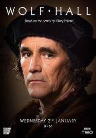 Mark Rylance as Thomas Cromwell. Source: twitter.