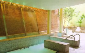 Great Jones Spa, NYC. Source: hauteliving.com