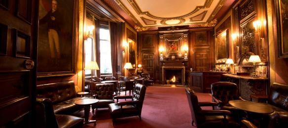 The Savile Club, London. Source: savileclub.co.uk