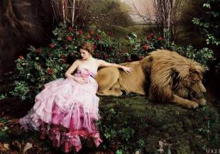 Photo: Annie Leibovitz for Disney Dream Portrait Series. Source: Pinterest.