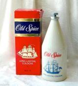Vintage Old Spice via eBay.