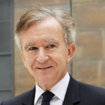 Bernard Arnault. Photo source: bornrich.com