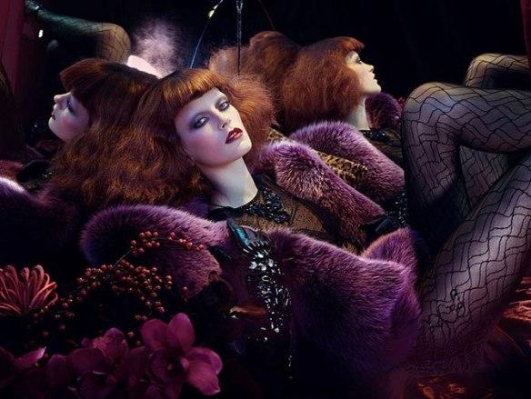 Photo: Fashion photographer Bruno Dayan. Source: eroglamour.com