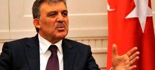 Abdullah Gül, o kitap ile ilgili açıklama yaptı