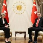 Theresa May'ın Türkiye ziyareti