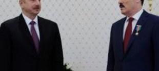 Ильхам Алиев вручил главе Дагестана орден «Достлуг»