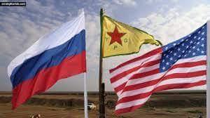 PYD ikiye bölündü Ruscu kanat ile Amerikancı kanat çatışıyor!