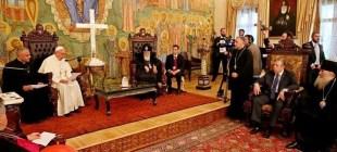 Georgia: Pope Visits Tbilisi