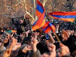 Iran's Rouhani Again Urges Closer Ties With Armenia