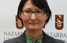 Zauresh Atakhanova; Enerji dediğimizde hemen aklımıza ekonomi geliyor