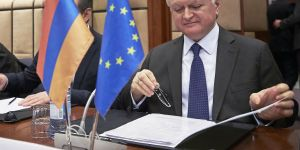 "Nalbandian: Launch of negotiations on Armenia-EU legal framework ""new threshold"" in relations"