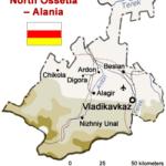 Kuzey Osetya'da ölüm Türkiye'de gözaltı