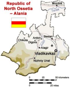north_ossetia_map