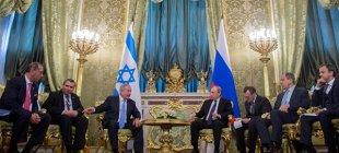 İsrail – Rusya yakınlaşması neyi hedeflemekte?