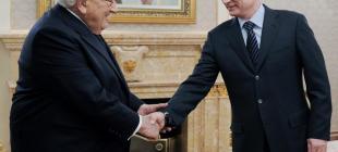 Kissinger'den  Putin'e  Turan ve İslam ordusu uyarısı!