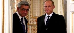 Путин приказал предать Армению