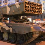 After a Delay, Russia Delivers New Types of Weapons to Armenia