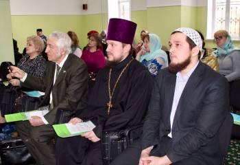 Сегодня 22 февраля 2017 г. в конференц-зале Саратовского Исламского комплекса