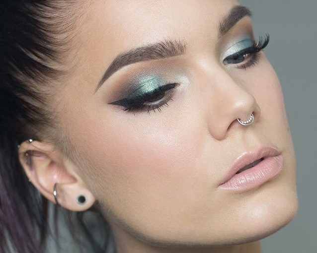 Party Makeup Inspiration From A