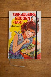 Notebook Marjoleins Gouden Hart
