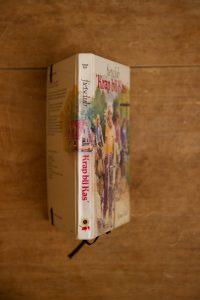 Notitieboek van het kinderboek Fietsclub 'Krap bij Kas' | gemaakt door Kaftwerk.com