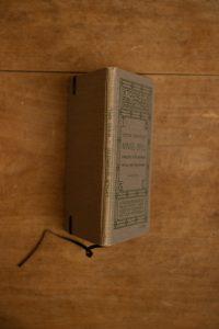 Notitieboek van Toneel Bibliotheek: Minnespel | gemaakt door Kaftwerk.com