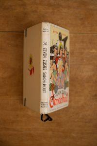 Notitieboek van De zeven zusjes Sandelhout | gemaakt door Kaftwerk.com