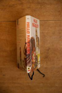 Notitieboek van het meisjesboek Hallo Marjolein | gemaakt door Kaftwerk.com
