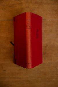 Notitieboek van het boek De wind in de wilgen | gemaakt door Kaftwerk.com