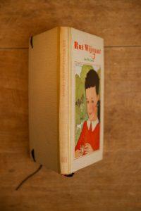 Notitieboek van het kinderboek Rut Wijgant | gemaakt door Kaftwerk.comNotitieboek van het kinderboek Rut Wijgant | gemaakt door Kaftwerk.com