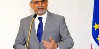 Le président cap-verdien, Jorge Carlos Fonseca