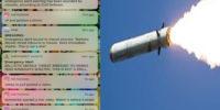 Capture d'écran du smartphone du photographe de l'AFP à Honolulu, Hawaï, montrant les messages d'alerte reçus le 13 janvier 2018, qui était fausse (Photo Eugene Tanner/afp.com)