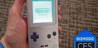 La Game Boy, cette console portable culte est de retour