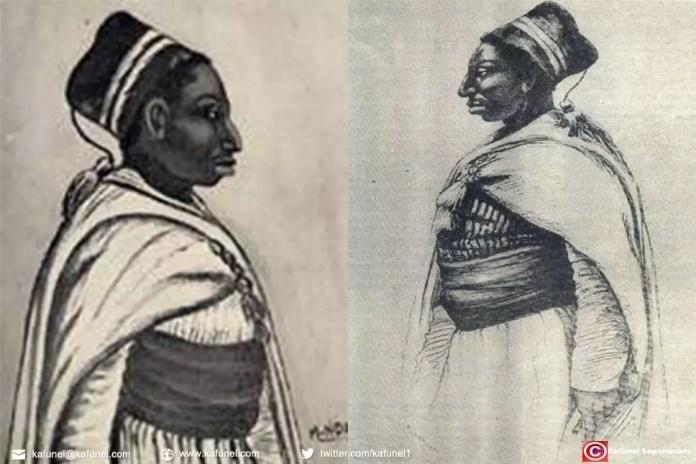 La trahison de Lat Dior Ngoné Latyr Diop, roi du Cayor