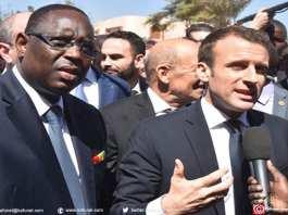 Macron en donneur de leçon à ses élèves africains de la francophonie